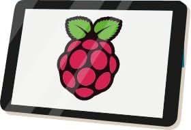 "Raspberry Pi 公式 7インチ タッチスクリーン ディスプレイ Raspberry Pi 7"" Touch Screen LCD"