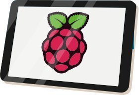 Raspberry Pi RASPBERRYPI-DISPLAY