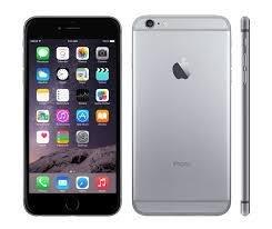 アップル SIMフリー iPhone 6 Plus モデルA1522 (スペースグレー, 16GB) [並行輸入品]
