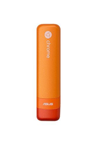 ASUS スティック型 デスクトップ Chromebit オレンジ(Chrome OS/Rockchip Quad-Core RK3288C/2GB/16GB eMMC) CHROMEBIT-O059C