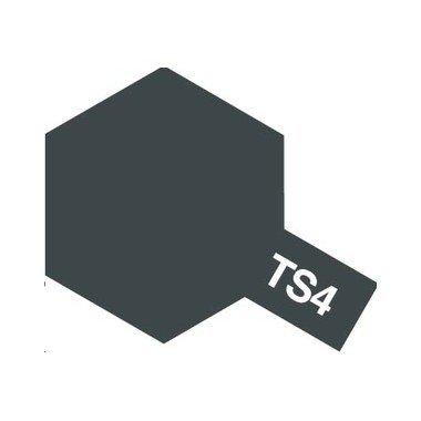 タミヤ スプレー No.04 TS-4 ジャーマングレー 85004