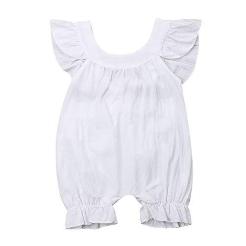 fcea2ccd3cc238 カバーオール Regoss (レジス) ベビー服 ロンパース かわいい 新生児サイズ 男の子 女の子 長袖 無地 綿 カバーオール