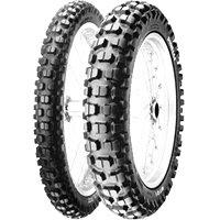 PIRELLI(ピレリ)バイクタイヤ MT 21 RALLYCROSS フロント 80/90-21 M/C 48P チューブタイプ(WT) 0341400 二輪 オートバイ用