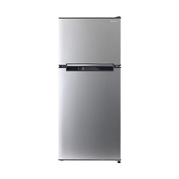 エスキュービズム 2ドア冷蔵庫 WR-2118...の紹介画像2