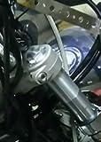 弁天部品 ドラッグスター400 クラッシク DSC4 フロントフォークジョイント アダプター 10ミリ