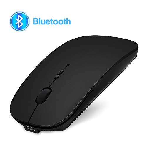 【2019最新版 肌触り良い】 マウス Bluetooth ワイヤレスマウス