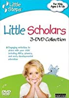 Little Steps: Little Scholars [DVD]