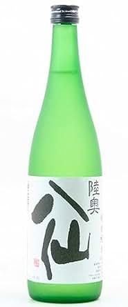【日本酒】陸奥八仙(むつはっせん) 特別純米 白ラベル 720ml