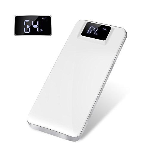 ロシヒ モバイルバッテリー 20000mAh超大容量 軽量 ...