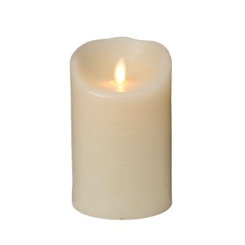 LUMINARA Sサイズ アイボリー オーシャンブリーズの香り タイマー機能付き LM101-IV 【リモコン対応】