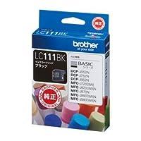 (業務用セット) ブラザー インクジェットカートリッジ LC111BK ブラック 1個入 【×3セット】 ds-1537102