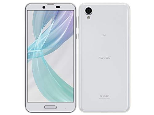 シャープ AQUOS sense plus ホワイト [SH-M07X5-W]
