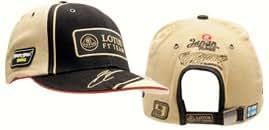 【LOTUS GP】 F1 Team キミ・ライコネン オフィシャルCAP