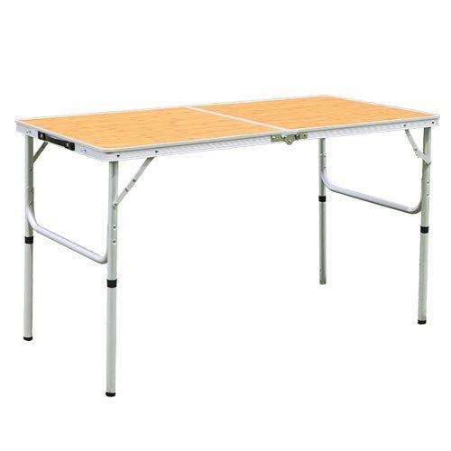 アウトドア 折りたたみテーブル 120×...