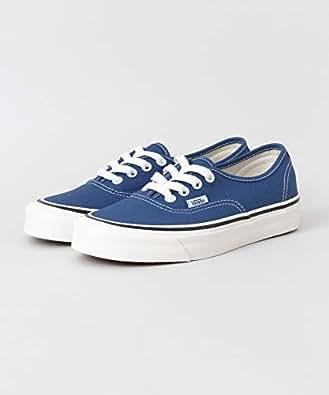 [サニーレーベル] 靴 スニーカー VANS Authentic 44 DX メンズ Blue 27