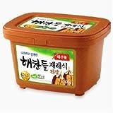 【ヘチャンドル 】在来式デンジャン(味噌)500g ■韓国食品・韓国食材・韓国調味料・ヘチャンドルデンジャン・韓国味噌・味付■