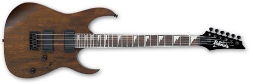 Ibanez アイバニーズ GRG121DX Walnut Flat Gio エレキギター エレキギター エレクトリックギター (並行輸入)