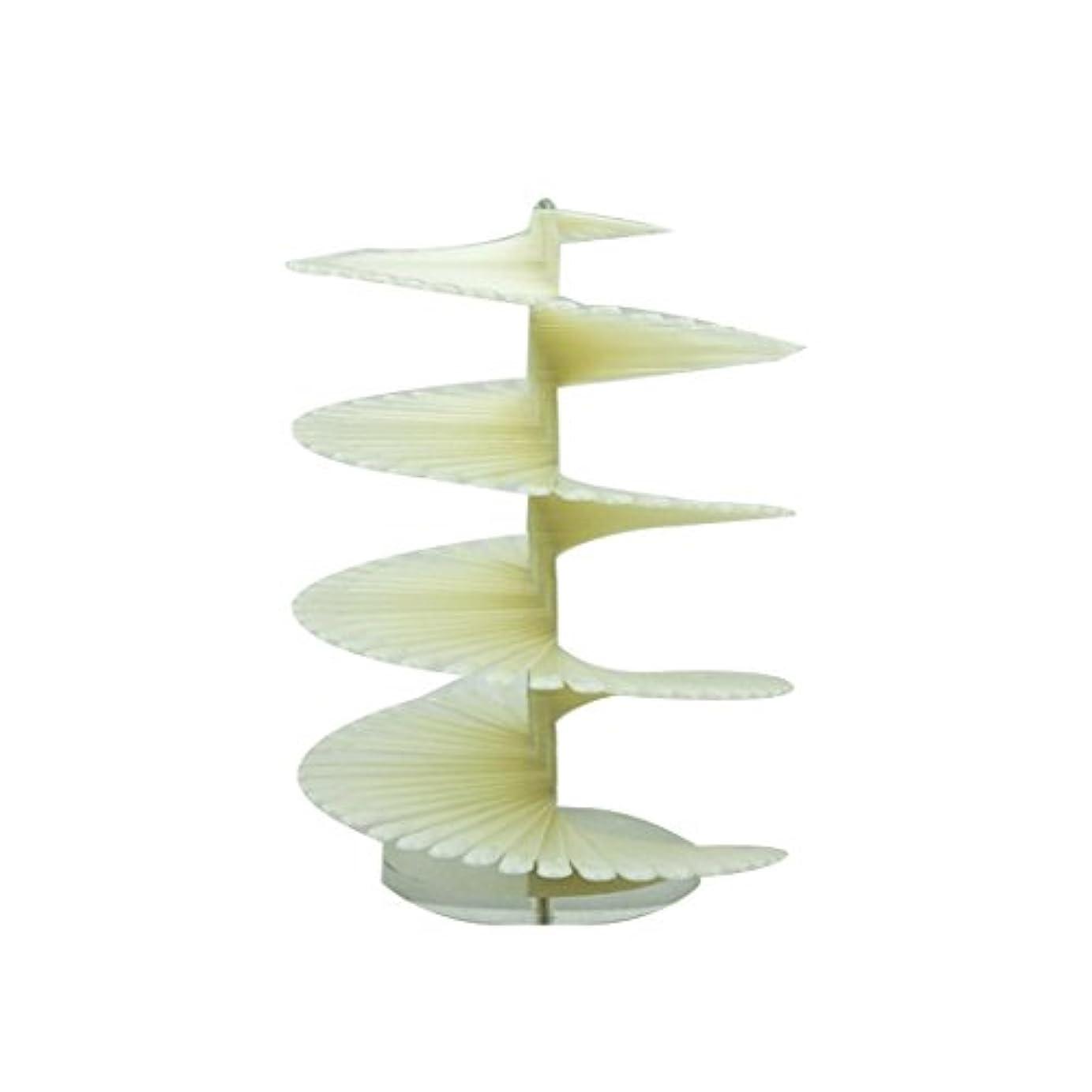 腹痛修士号豚ネイル カラーチャート スタンド カラー表示チャート カラーディスプレイパレット 組み立て 120枚 ホワイト