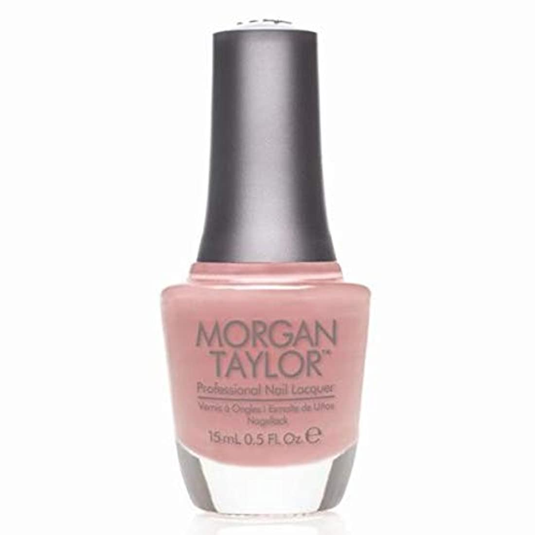 袋クランシーご注意Morgan Taylor Nail Lacquer - Coming Up Roses - 15 ml/0.5 oz