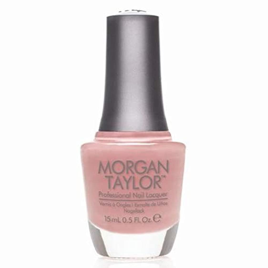 伝えるちっちゃい今日Morgan Taylor Nail Lacquer - Coming Up Roses - 15 ml/0.5 oz