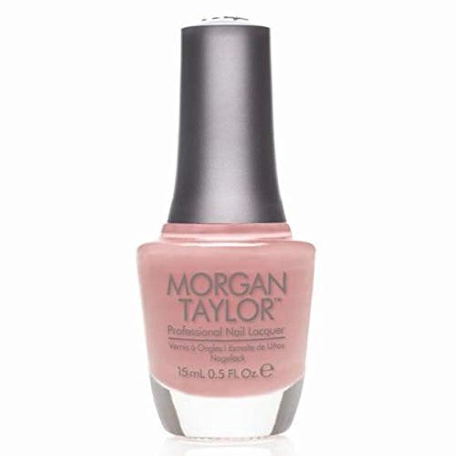 領事館ペック恥Morgan Taylor Nail Lacquer - Coming Up Roses - 15 ml/0.5 oz