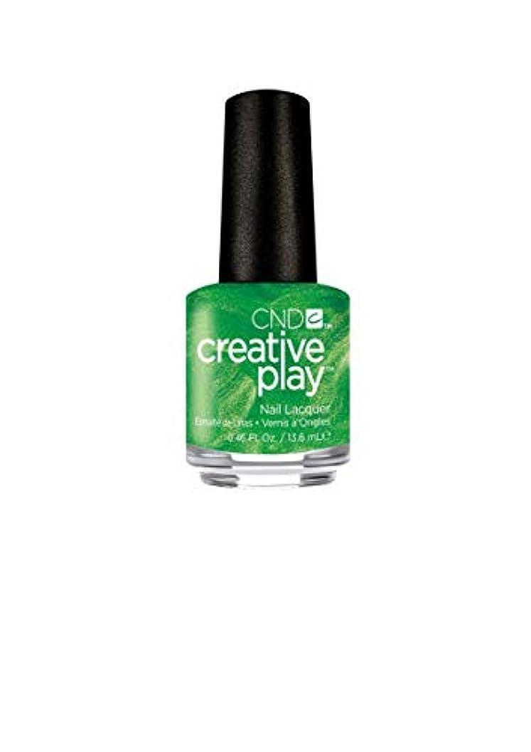 めったに魂上にCND Creative Play Lacquer - Love it or Leaf it - 0.46oz / 13.6ml