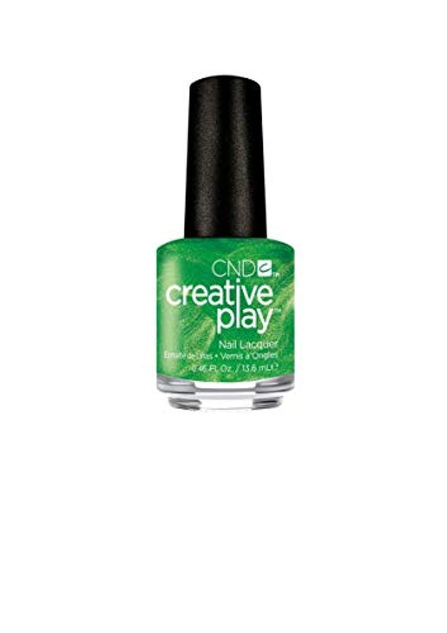 ロードブロッキング厚くする交換CND Creative Play Lacquer - Love it or Leaf it - 0.46oz / 13.6ml