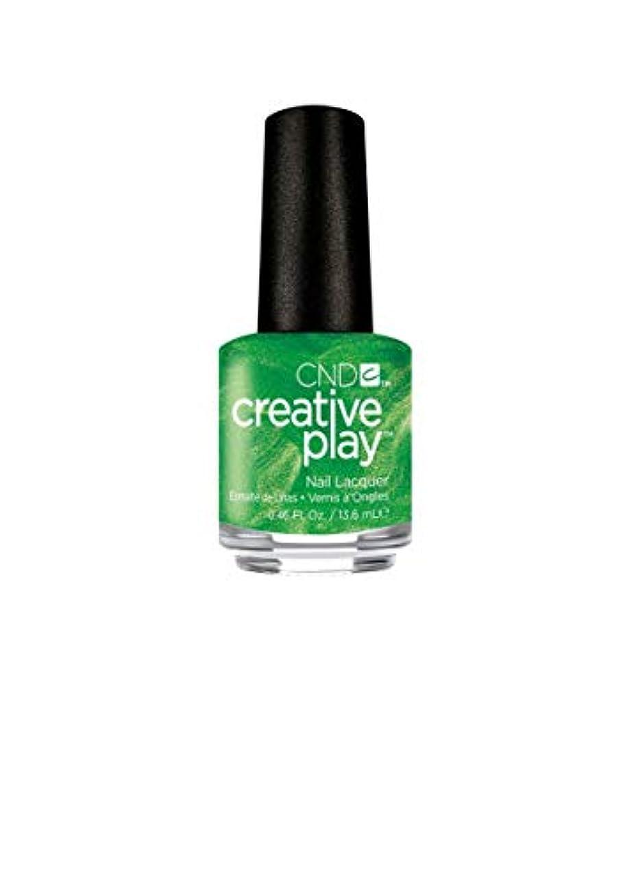 視線手を差し伸べる拍手するCND Creative Play Lacquer - Love it or Leaf it - 0.46oz / 13.6ml