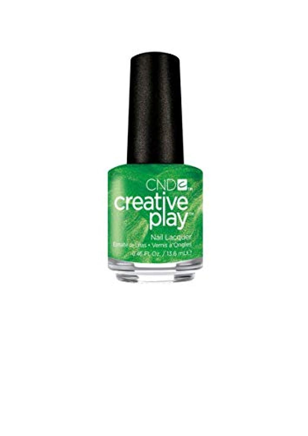 割る臭い幅CND Creative Play Lacquer - Love it or Leaf it - 0.46oz / 13.6ml