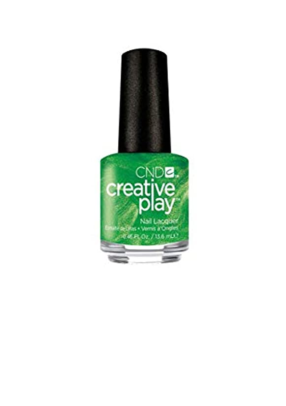 意味のある近所のワーディアンケースCND Creative Play Lacquer - Love it or Leaf it - 0.46oz / 13.6ml
