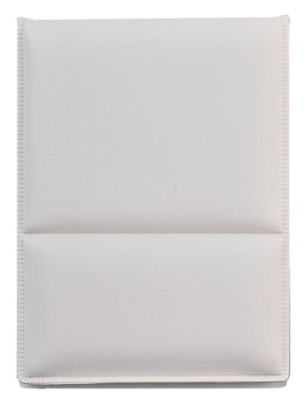 文虚栄心白鳥折立鏡 Mサイズ パウダーホワイト YSS-550