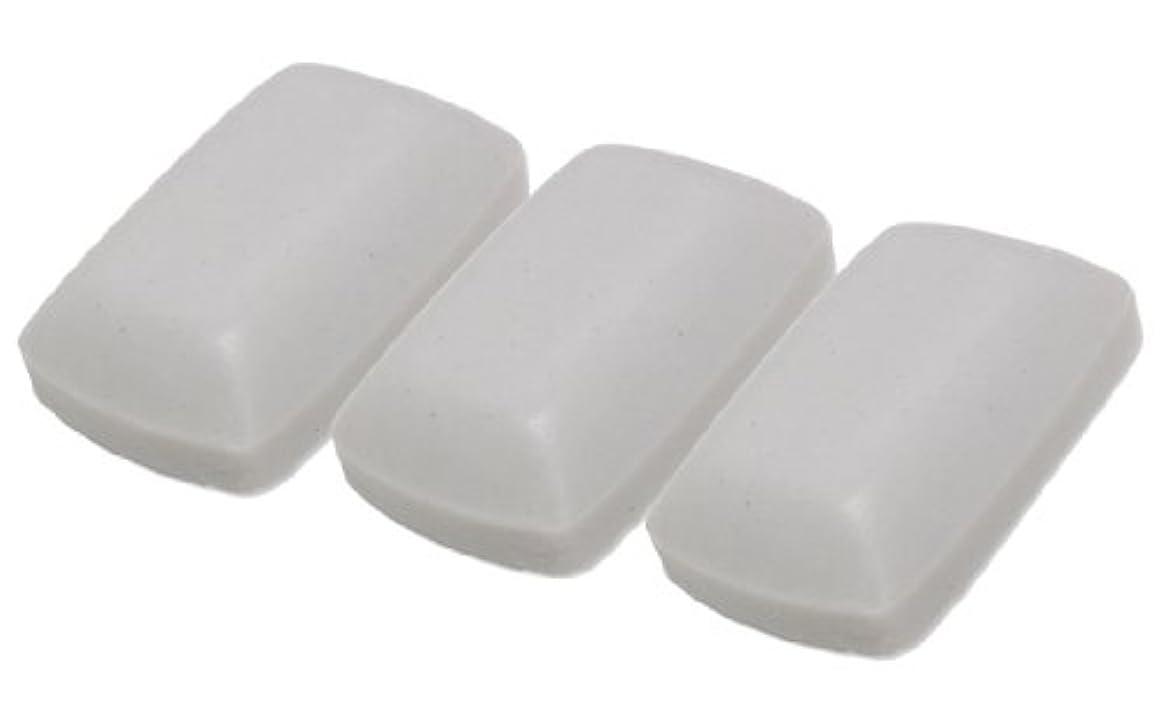 回復する十代リダクター不思議な石鹸「ゆらぎ乃せっけん」3個セット
