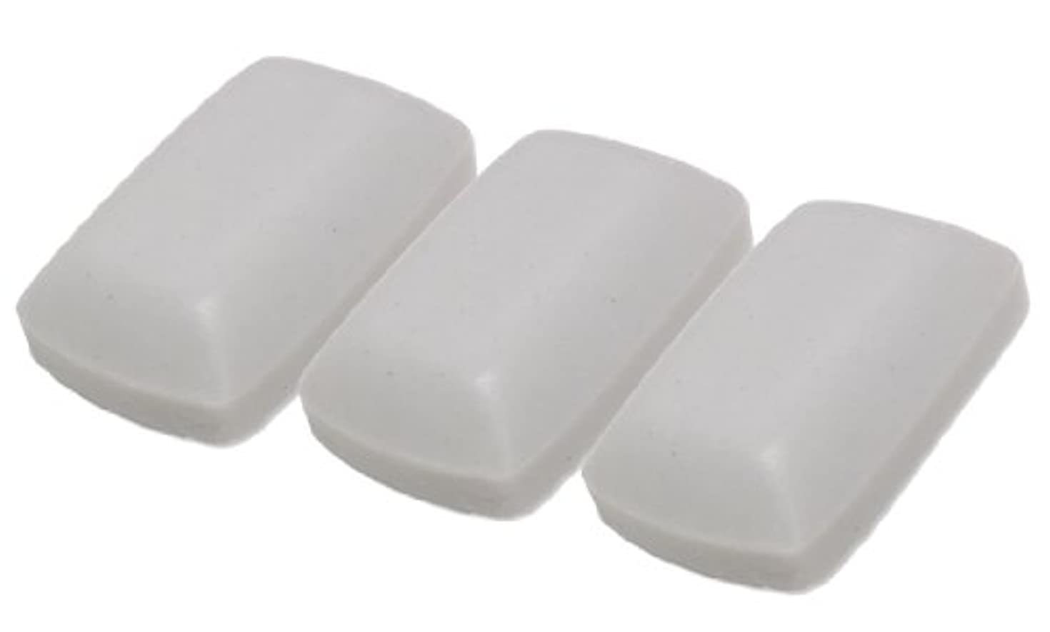 ドレイン高尚な形不思議な石鹸「ゆらぎ乃せっけん」3個セット