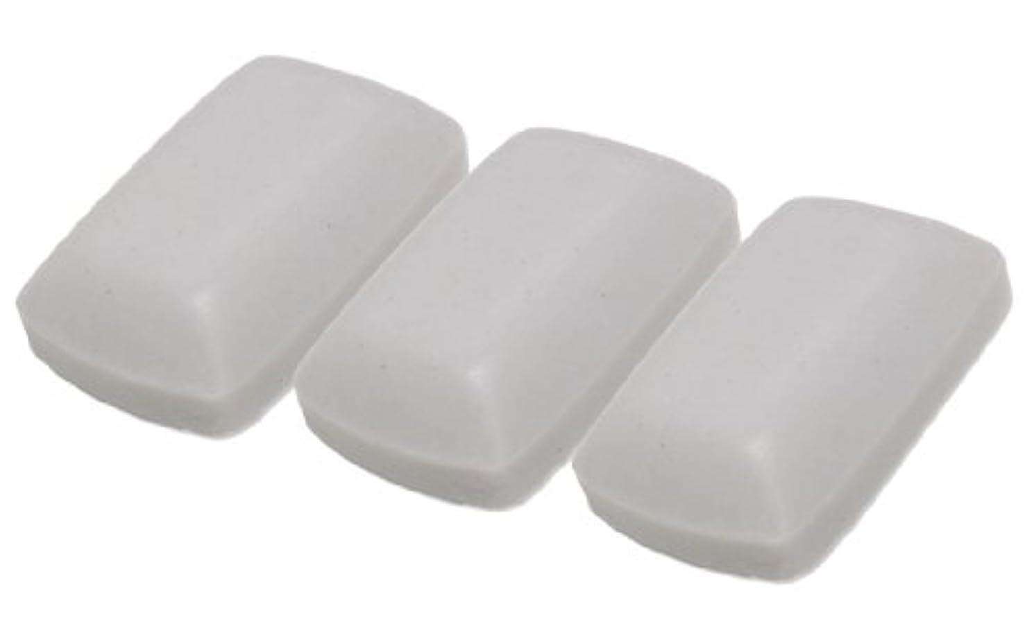考古学者特別な示す不思議な石鹸「ゆらぎ乃せっけん」3個セット