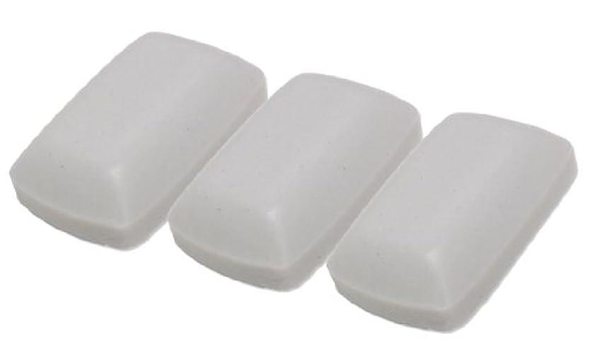 操作可能合金コロニー不思議な石鹸「ゆらぎ乃せっけん」3個セット