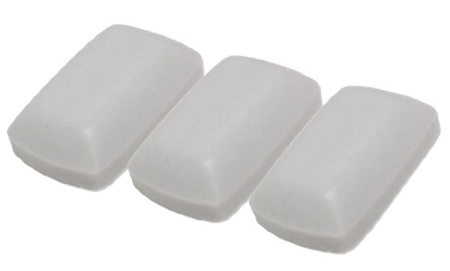 暖かさ経済的その他不思議な石鹸「ゆらぎ乃せっけん」3個セット