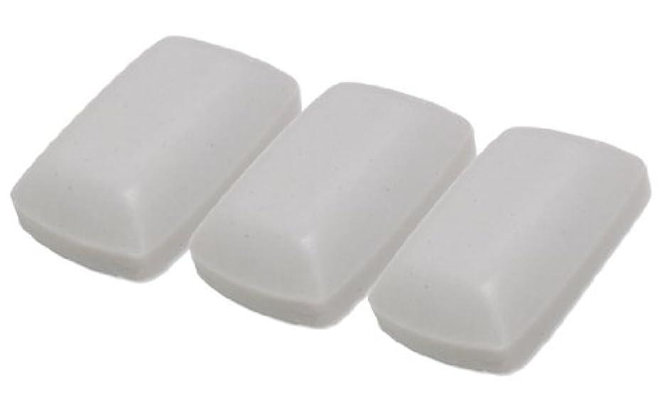 土地ひも下る不思議な石鹸「ゆらぎ乃せっけん」3個セット
