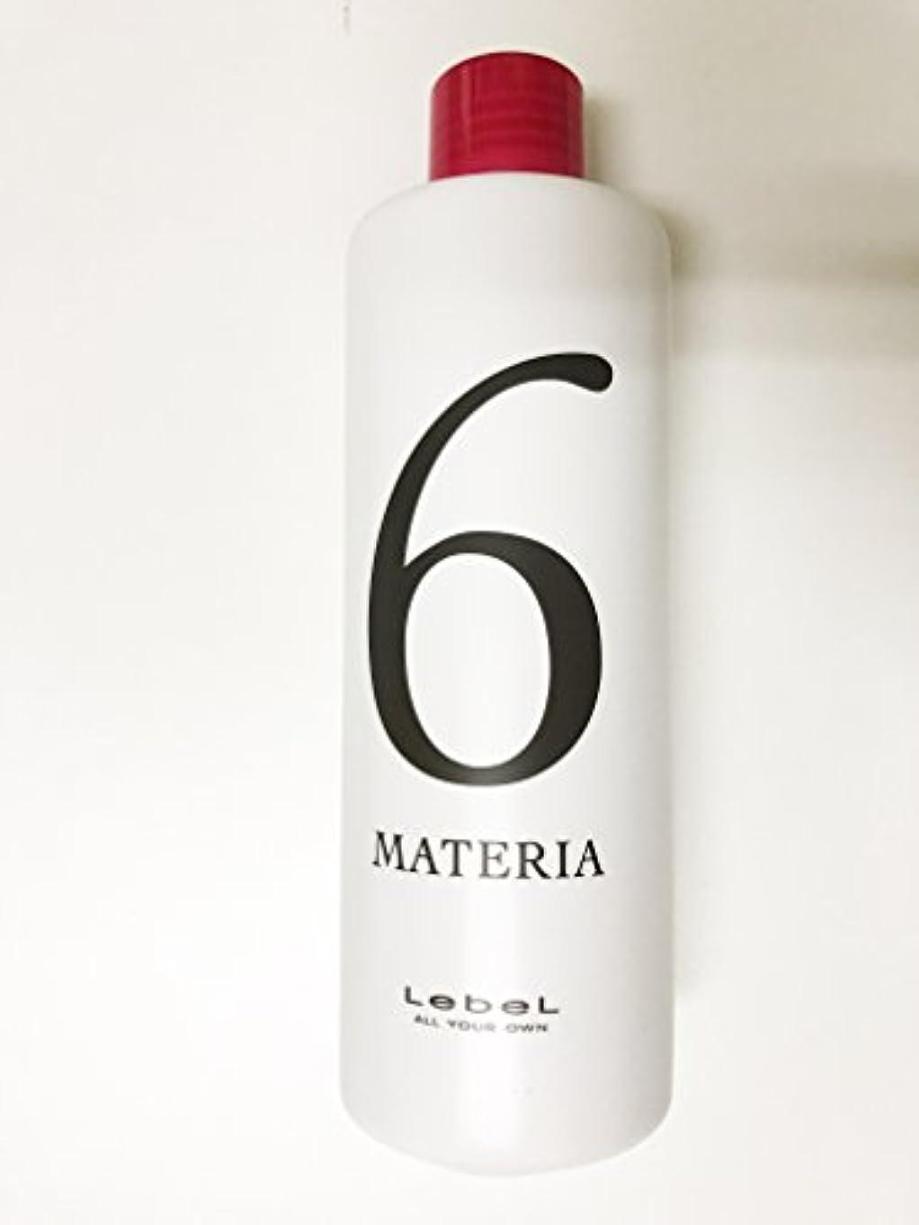 戦争バッテリー小さいルベル マテリア オキシW 6% 300ml