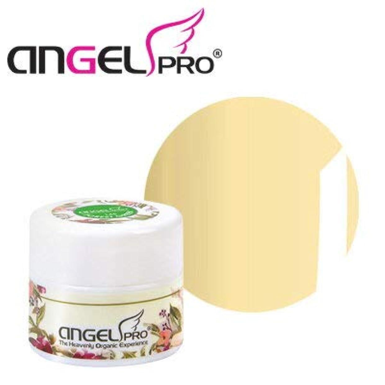 落ちた弾性有効化ANGEL PRO ポットジェリー #2 CREME BRULEE 4g