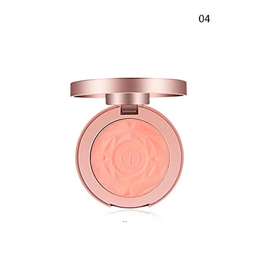 Symboat ブラッシュ フェイス チーク ナチュラル メイク ロングラスティング ピンク オレンジ ブラッシャー ビューティー専用 極め細かい 長持ち 韓国風 コスメ 高発色 化粧品 ナチュラル 自然立体 多色 送料無料