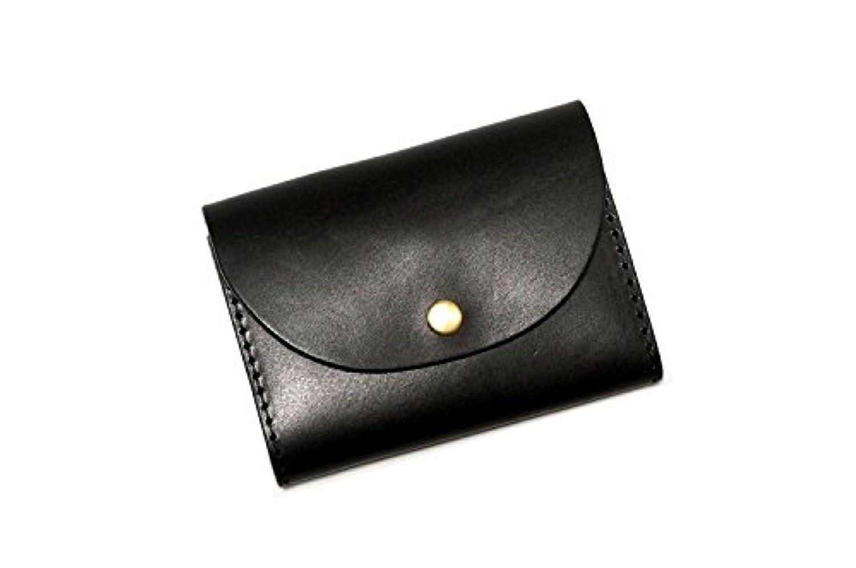 [TOCHIGI LEATHER(とちぎ革)] ミニ財布 小銭入れ カードケース ミニウォレット 栃木レザー フラップ こだわりの 天然皮革仕様 牛革 日本製