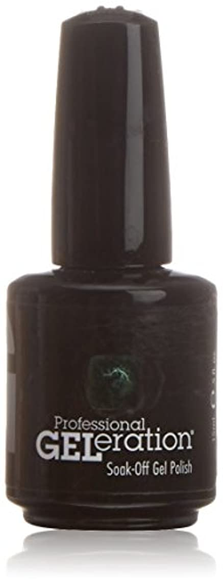 司令官高める宿Jessica GELeration Gel Polish - Standing Ovation - 15ml / 0.5oz