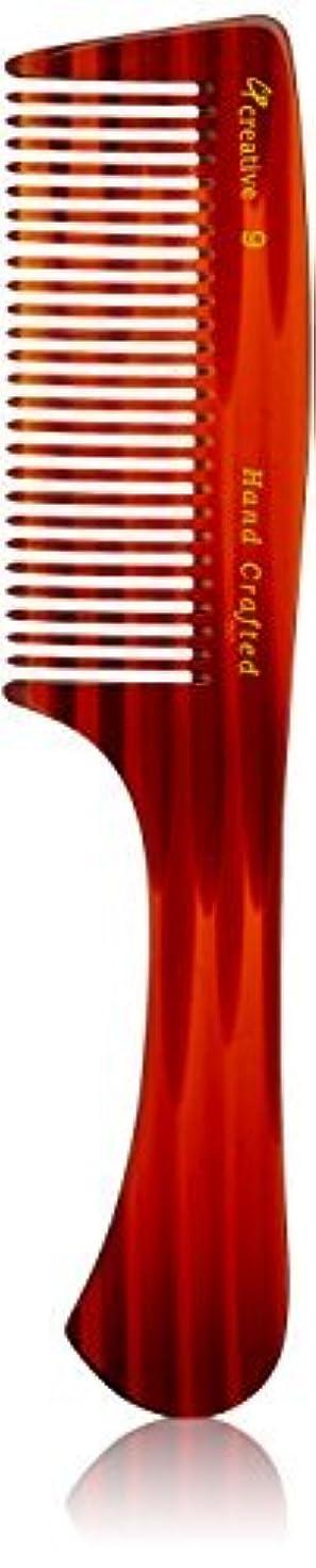 祖父母を訪問赤どんよりしたCreative Professional Hair Comb C9 [並行輸入品]