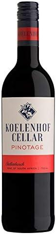 [Amazon限定ブランド]【熟したチェリーの様な鮮やかな赤い色合いとしっかりしたタンニンが特徴】コエレンホフ ピノタージュ 750ml[南アフリカ/赤ワイン/ミディアムフルボディ/Curator's Cho