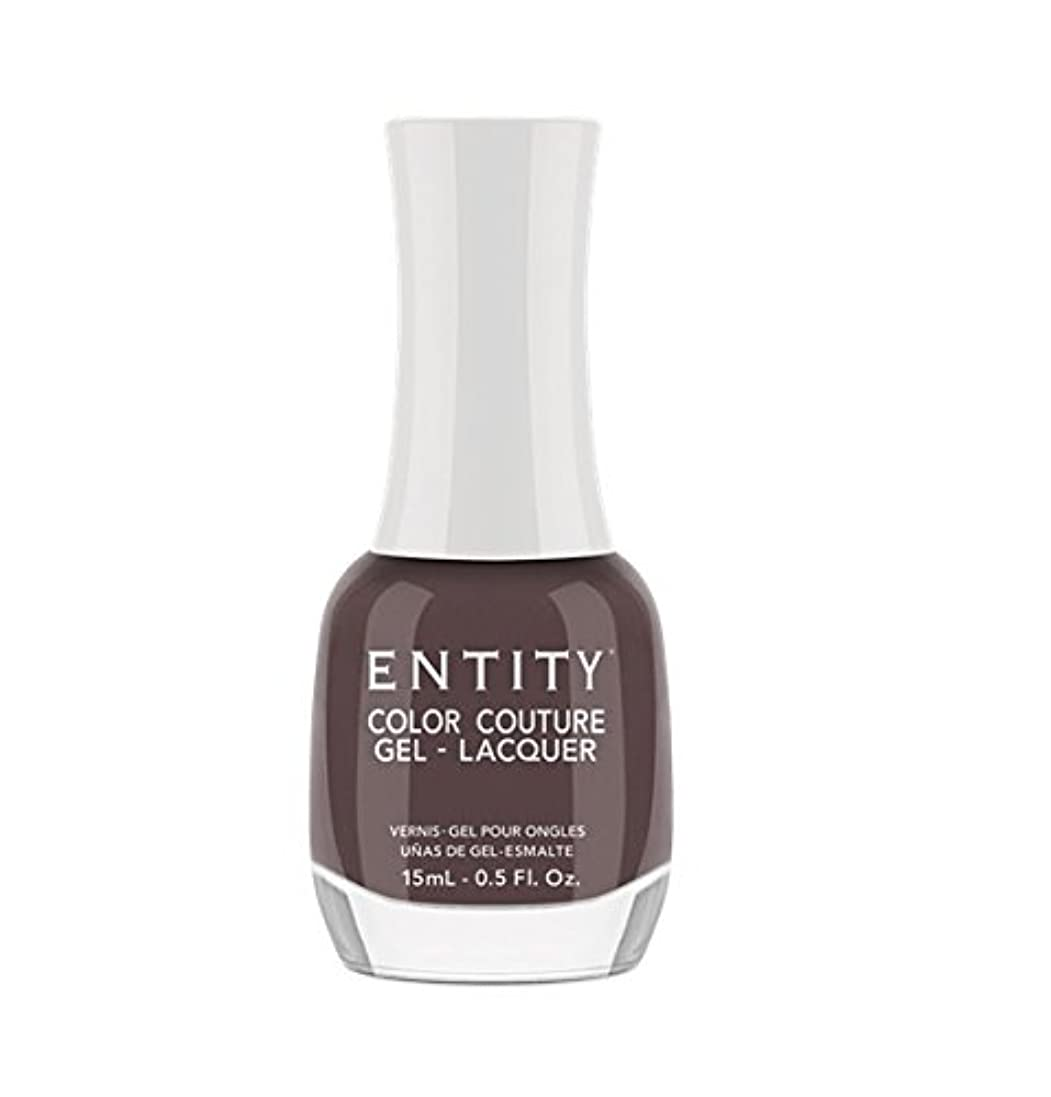 却下する不変きらめくEntity Color Couture Gel-Lacquer - Les Is More - 15 ml/0.5 oz