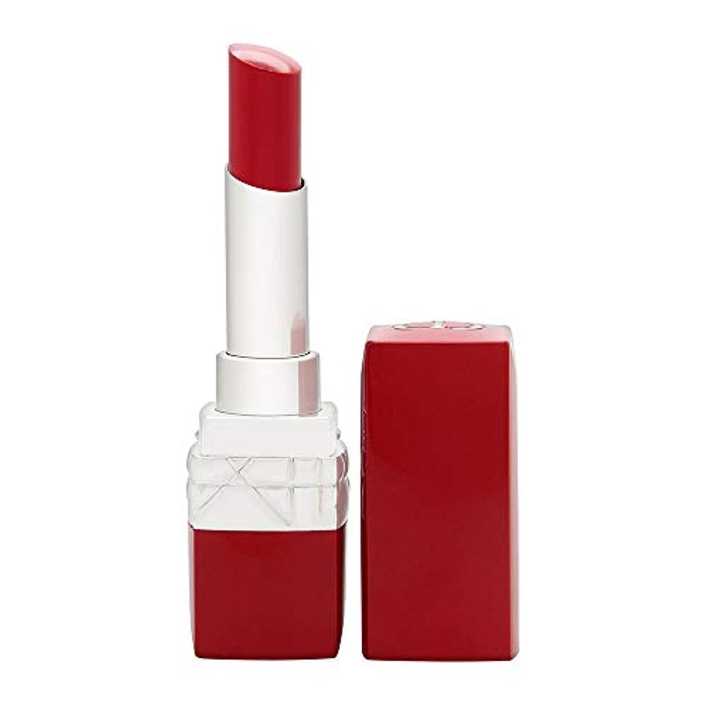 中止します脅かす横たわるクリスチャンディオール Rouge Dior Ultra Rouge - # 999 Ultra Dior 3.2g/0.11oz並行輸入品