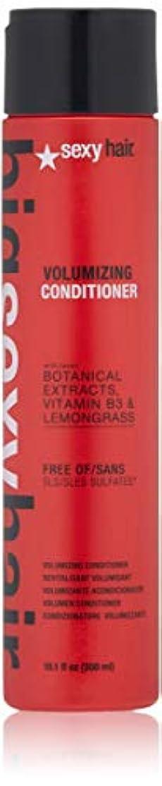 創造ファームいつセクシーヘアコンセプト Big Sexy Hair Sulfate-Free Volumizing Conditioner 300ml/10.1oz並行輸入品