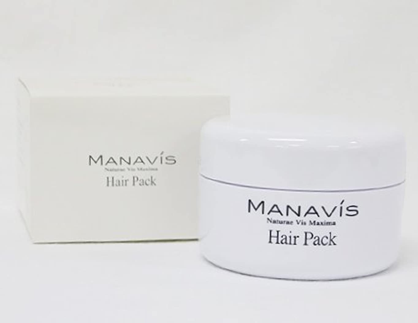 訪問ラリー話MANAVIS マナビス化粧品 マナビス ヘアパック  (洗い流すタイプ)