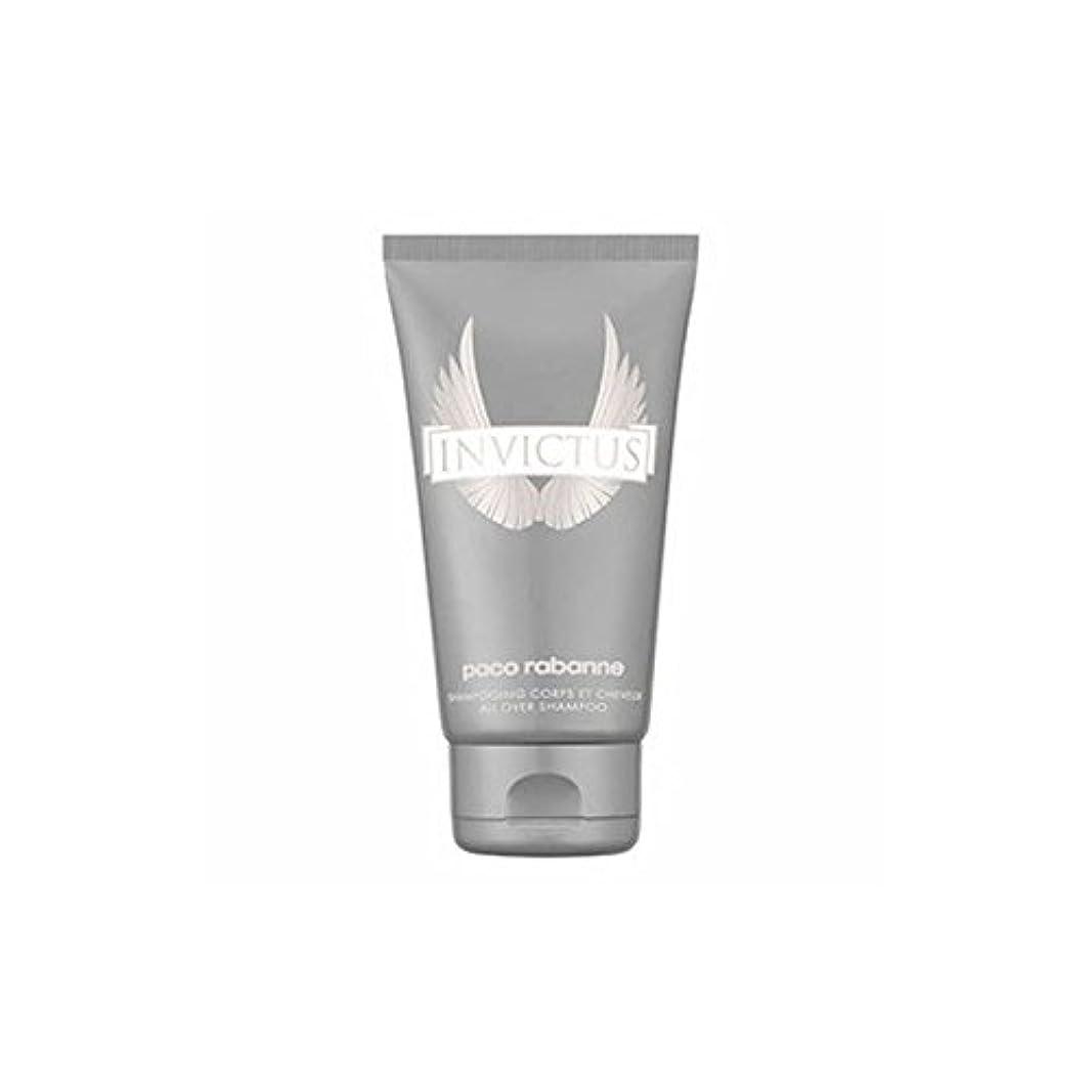 生産的概要虫を数える[Paco Rabanne ] 男性のためのパコラバンヌのInvictusシャワージェル - 150ミリリットル - Paco Rabanne Invictus Shower gel for Men - 150ml [並行輸入品]