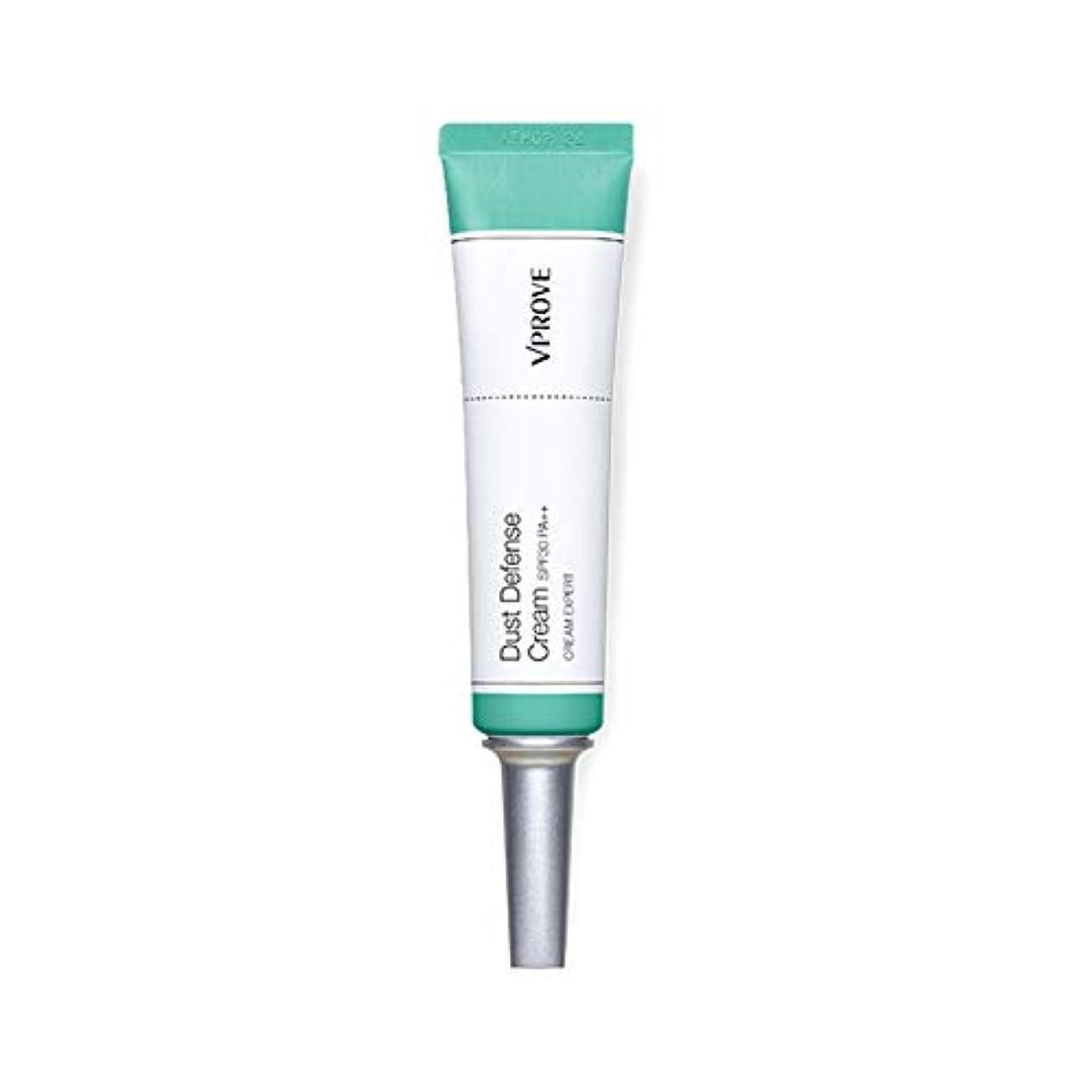 過半数宿命むしろ[コスモコス]COSMOCOS VPROVE クリームエキスパートダストディフェンスクリーム SPF30 PA++ 35g 海外直送品 cream expert dust defense cream [並行輸入品]